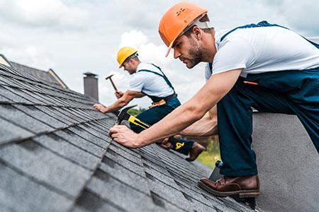 spring tx roof repair