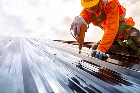 roof repair the woodlands tx